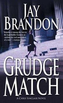 Grudge Match 0765308924 Book Cover