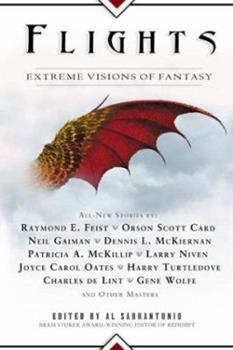 Flights: Extreme Visions of Fantasy - Book  of the Saga of the Skolian Empire