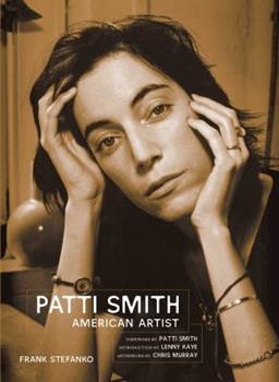 Patti Smith: American Artist 1683830156 Book Cover