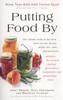 Paperback Putting Food By : Fifth Edition Book