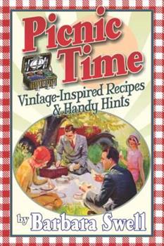 Paperback Picnic Time : Vintage-Inspired Recipes & Handy Hints Book