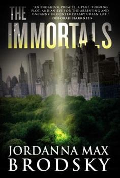 The Immortals - Book #1 of the Olympus Bound