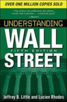 Understanding Wall Street 0830630201 Book Cover