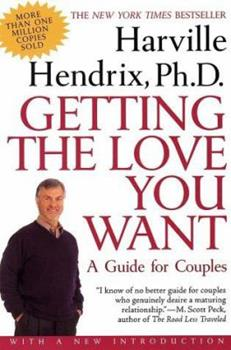 Paperback Getting the Love You Want: A Guide for Couples Book