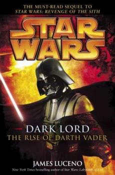 Hardcover Dark Lord: The Rise of Darth Vader (Star Wars) Book