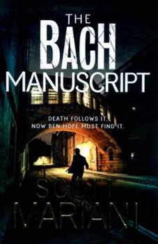 Paperback The Bach Manuscript (Ben Hope, Book 16) Book