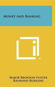 Hardcover Money and Banking Book