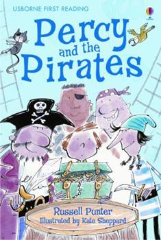 Percy and the Pirates: Level 4 (First Reading): Level 4 (First Reading) - Book  of the 2.4 First Reading Level Four