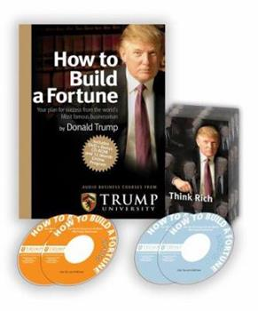 How to Build a Fortune (Audio Business Course) 0979059410 Book Cover