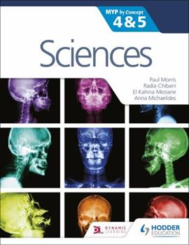 Sciences for the Ib Myp 4&5: By Concept 1510425780 Book Cover