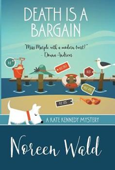 Death Is a Bargain - Book #3 of the Kate Kennedy