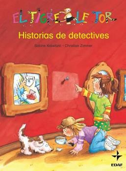 Hardcover Historia de Detectives [Spanish] Book