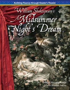 A Midsummer Night's Dream - Book  of the Building Fluency Through Reader's Theater: William Shakespere