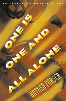 One Is One And All Alone 0312193092 Book Cover