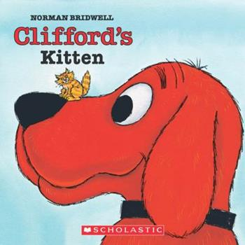 Clifford's Kitten (Clifford) - Book  of the Clifford the Big Red Dog
