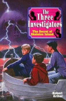 Secret of Skeleton Island - Book #6 of the Alfred Hitchcock and The Three Investigators
