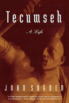 Paperback Tecumseh: A Life Book