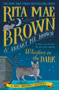 Whiskers in the Dark 0425287181 Book Cover