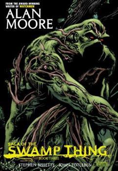 Paperback Saga of the Swamp Thing Book Three Book