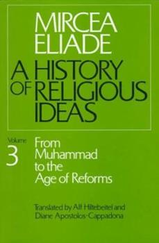 History of Religious Ideas 0226204057 Book Cover