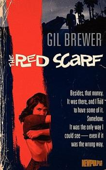 The Red Scarf 0981557996 Book Cover