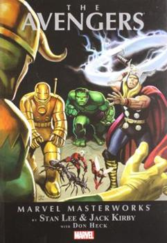 Marvel Masterworks: The Avengers, Vol. 1 - Book  of the Avengers 1963-1996 #278-285, Annual