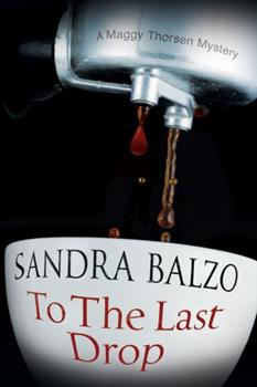 To the Last Drop: A Coffee House Cozy Mystery 0727885928 Book Cover