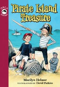 Pirate Island Treasure - Book  of the Orca Echoes