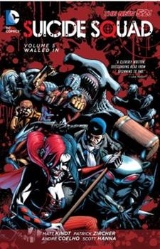 Suicide Squad, Volume 5: Walled In