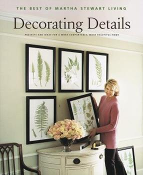 Decorating Details 0609802585 Book Cover
