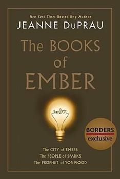 The Books of Ember 037585116X Book Cover