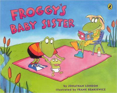 Froggy's Baby Sister - Book  of the Froggy