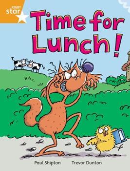 Paperback Rigby Star Independent Orange Reader 2: Time for Lunch Book