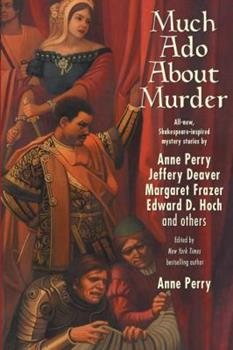 Much Ado About Murder 0425192954 Book Cover