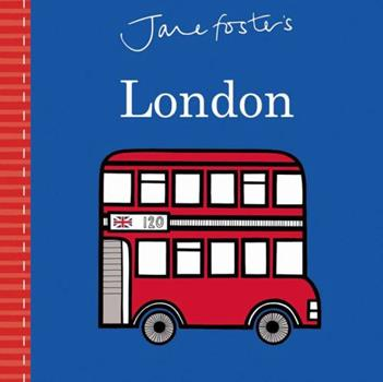 Hardcover Jane Fosters London Book