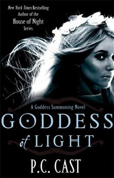 Goddess of Light - Book #3 of the Goddess Summoning