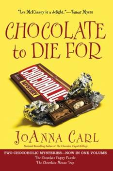 Chocolate to Die For 0451229193 Book Cover
