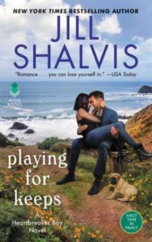 Mass Market Paperback Playing for Keeps: A Heartbreaker Bay Novel Book