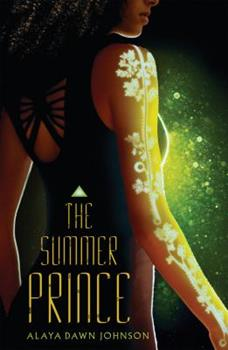 The Summer Prince 0545417805 Book Cover