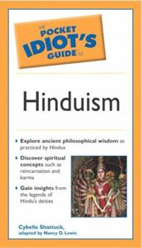 The Pocket Idiot's Guide to Hinduism - Book  of the Pocket Idiot's Guide