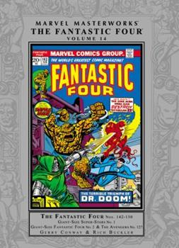 Marvel Masterworks: The Fantastic Four, Vol. 14 - Book #188 of the Marvel Masterworks