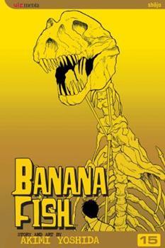 Paperback Banana Fish, Vol. 15 Book