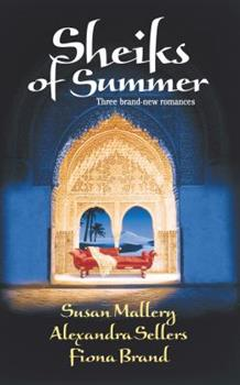 Sheiks Of Summer 0373484704 Book Cover