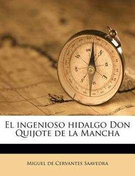 Paperback El Ingenioso Hidalgo Don Quijote de la Manch Book