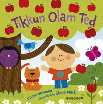 Board book Tikkun Olam Ted Book