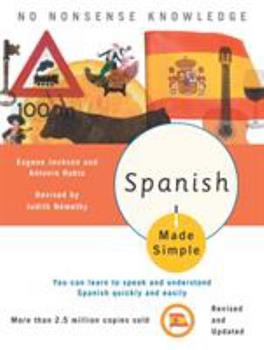 Spanish Made Simple: Revised and Updated - Book  of the Made Simple