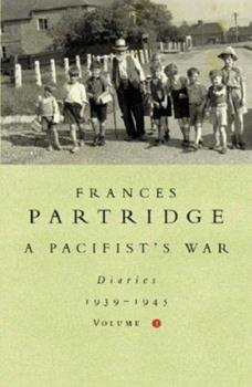 A Pacifist's War 0753808005 Book Cover