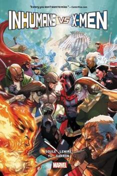 Inhumans vs. X-Men - Book #29 of the Inhumans in Chronological Order