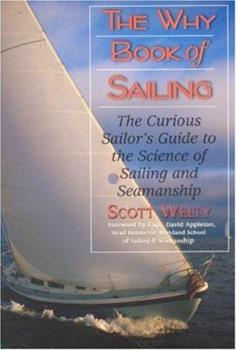 Paperback The Why Book of Sailing Book