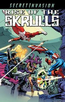 Secret Invasion: Rise of the Skrulls - Book #14 of the Avengers 1963-1996 #278-285, Annual